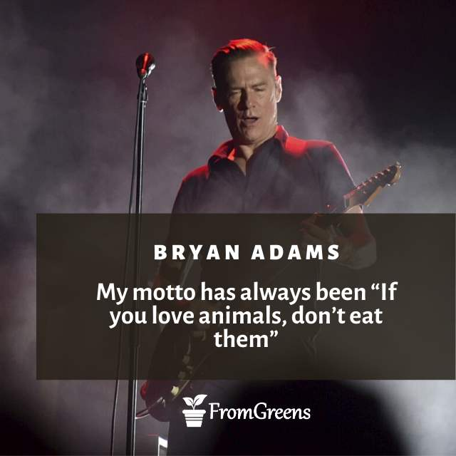 Bryan Adams Celebrity Quotes