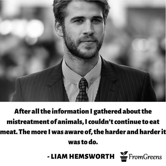 Liam Hemsworth Celebrity Quotes
