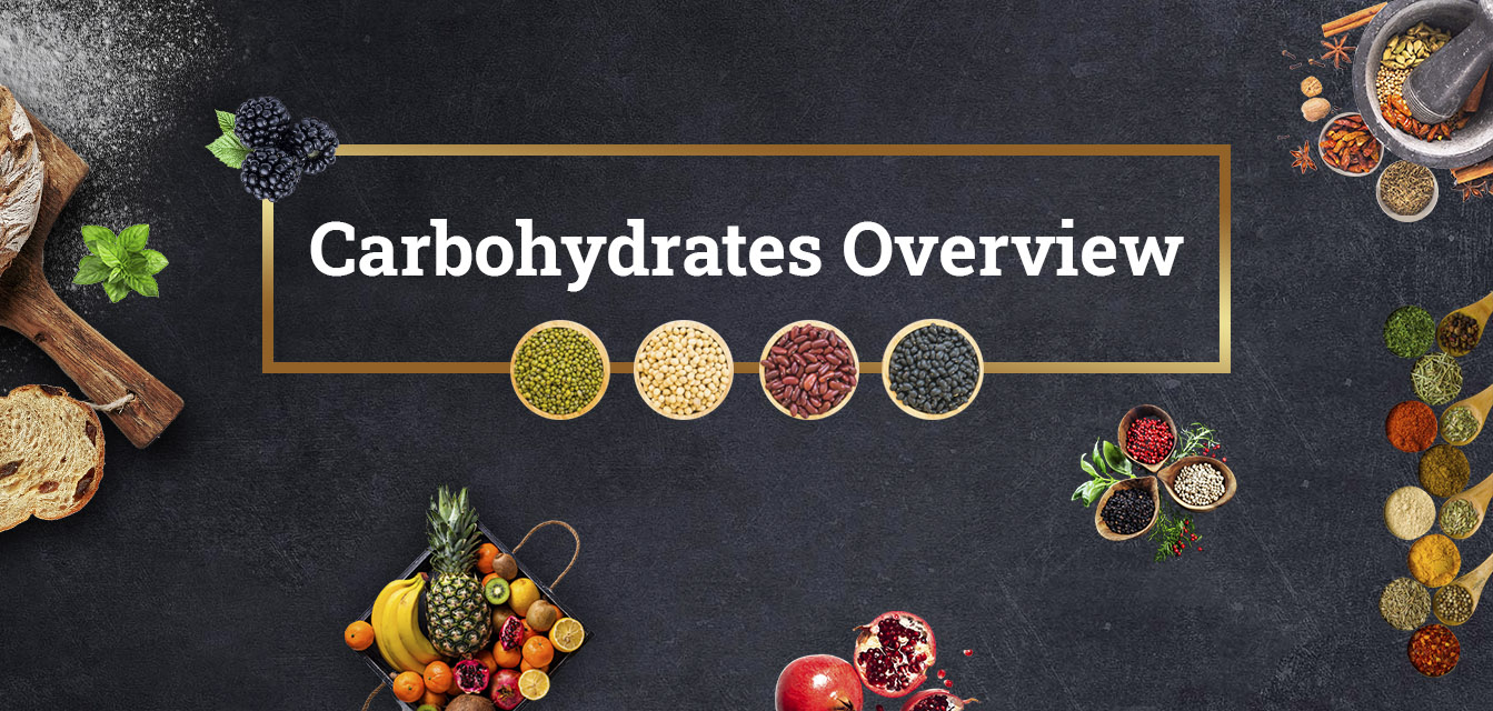 high carbohydrates foods list