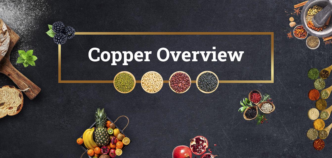 copper foods vegan