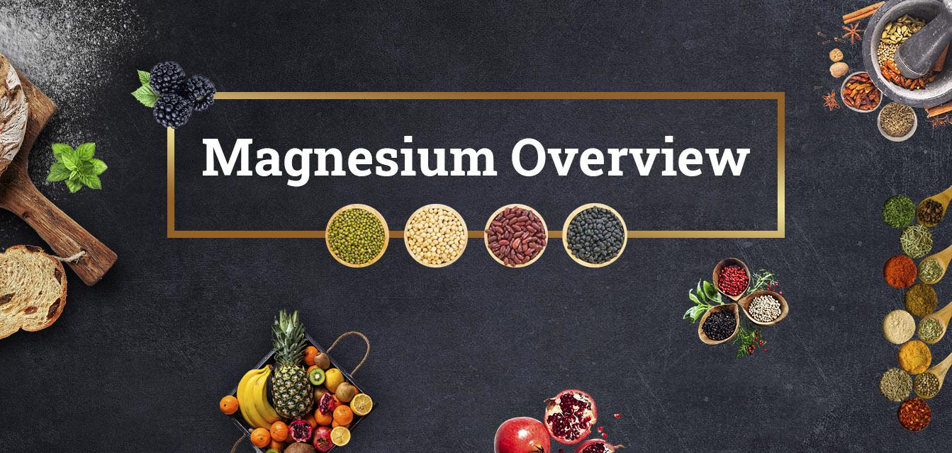 magnesium food sources for vegans