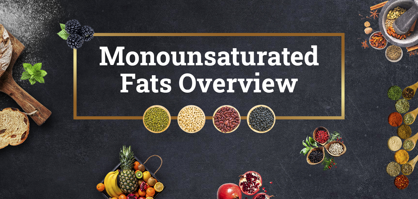 monounsaturated fats foods