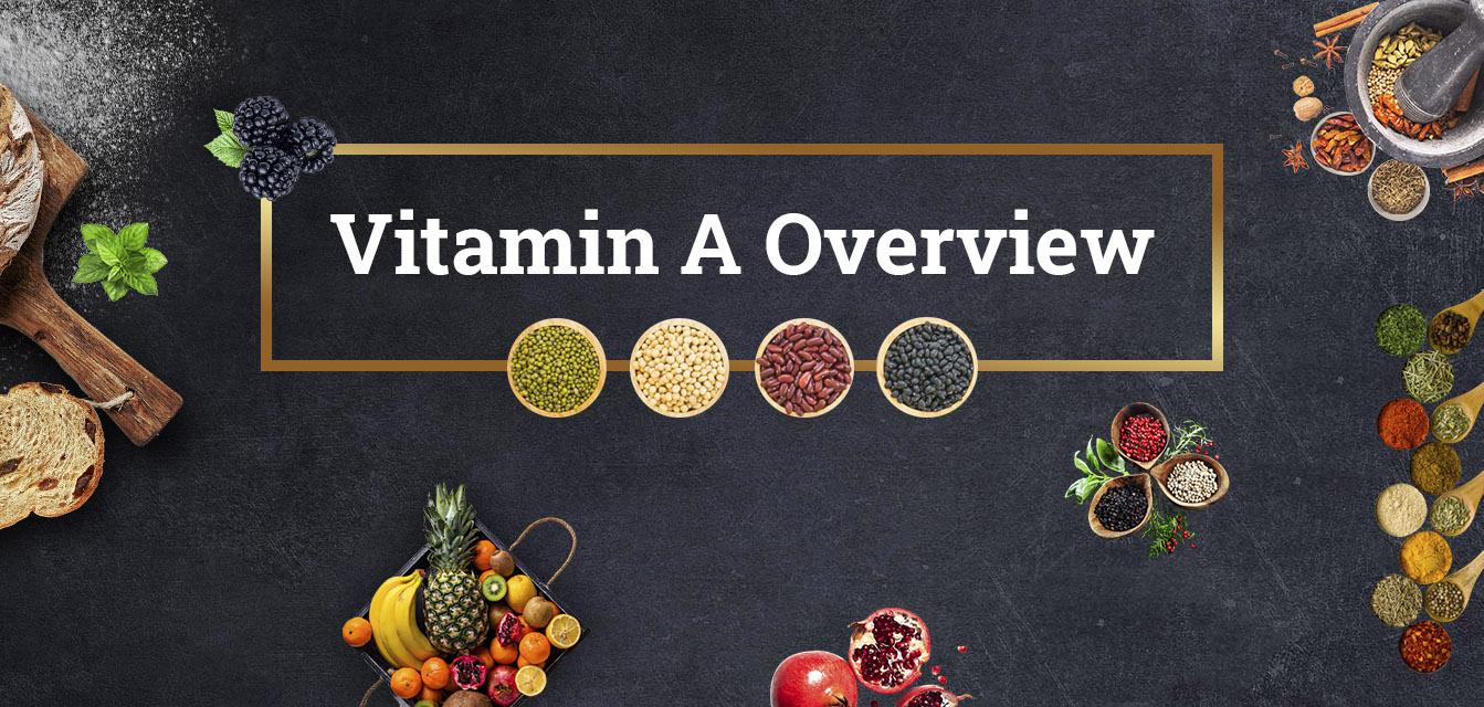 vitamin a high foods vegan