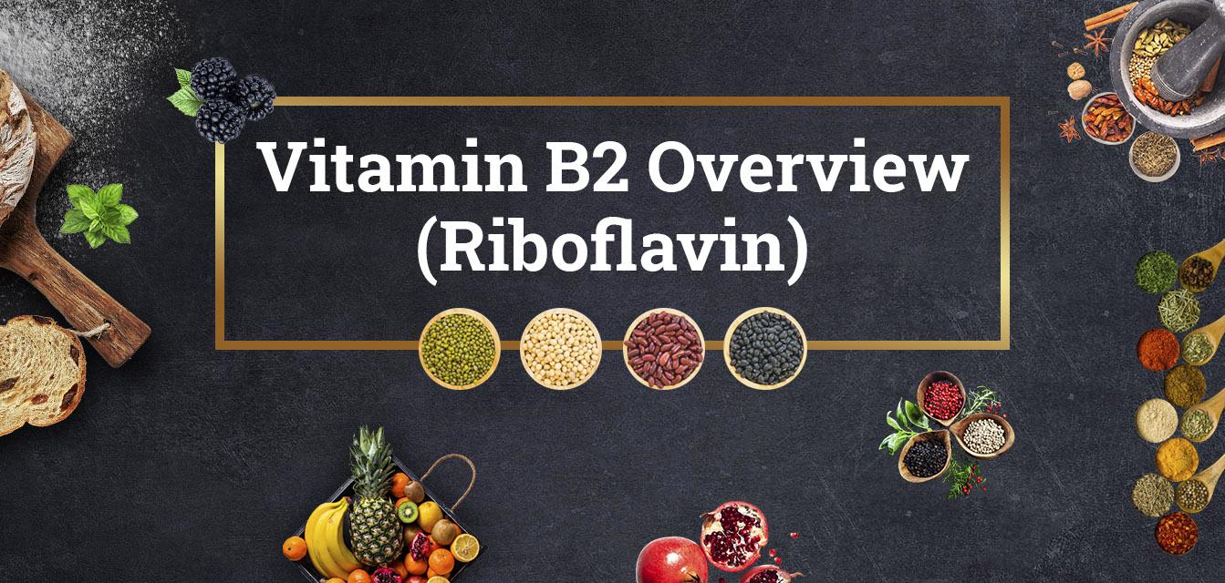 high riboflavin foods
