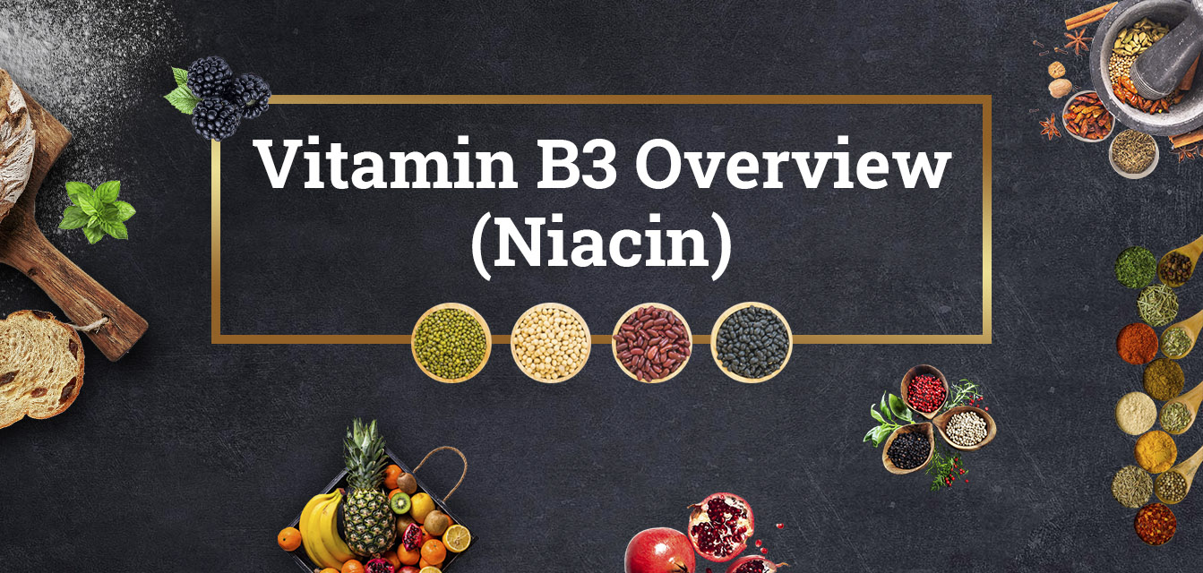 niacin foods high in