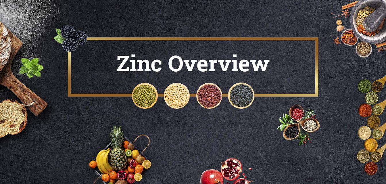 foods with high zinc vegan